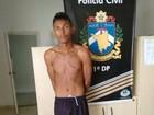 Jovem de 21 anos suspeito de praticar vários assaltos é preso em RR