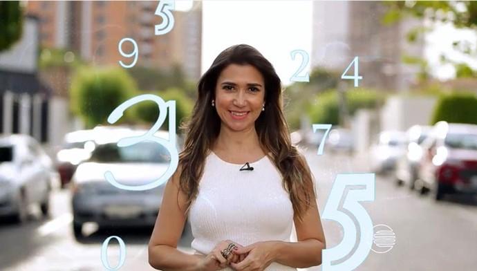 Programão fala sobre a numerologia de 2016 (Foto: Reprodução/Rede Clube)