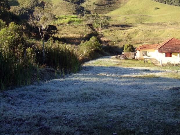 Resfriamento do oceano leva a queda de termômetros em Minas Gerais