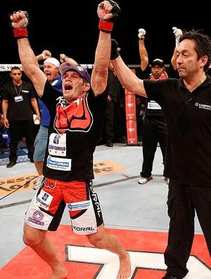 MMA Rodrigo Damm e Mizuto Horita (Foto: Agência Getty Images)