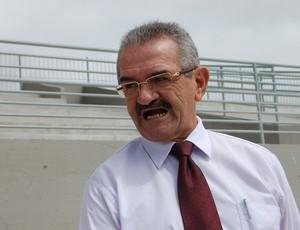 Valberto Lira, procurador do Ministério Público (Foto: João Brandão Neto / GloboEsporte.com/pb)