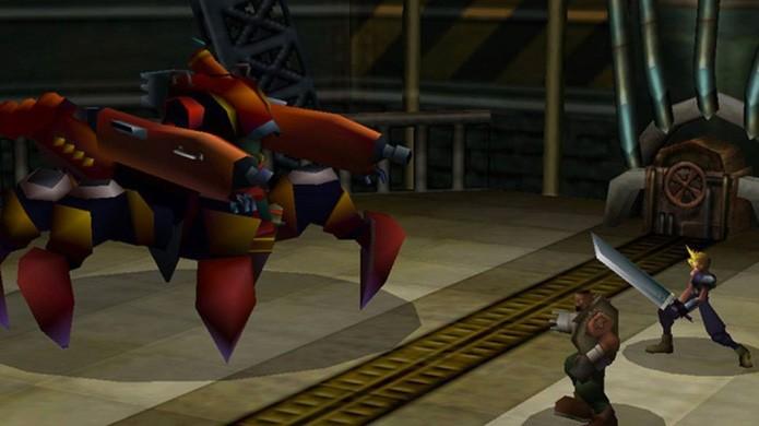 Cheats permitem que você pule partes chatas ou incômodas de Final Fantasy 7 (Foto: Reprodução/Polygon)