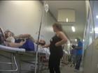 Hospital São Paulo, sem material, cancela cirurgias e reduz atendimento