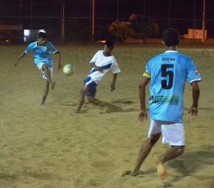 Disputa acirrada entre Alagoas e Espirito Santo, melhor para o ES que vence apertado por 1 a 0 (Foto: Tércio Neto/GloboEsporte.com)