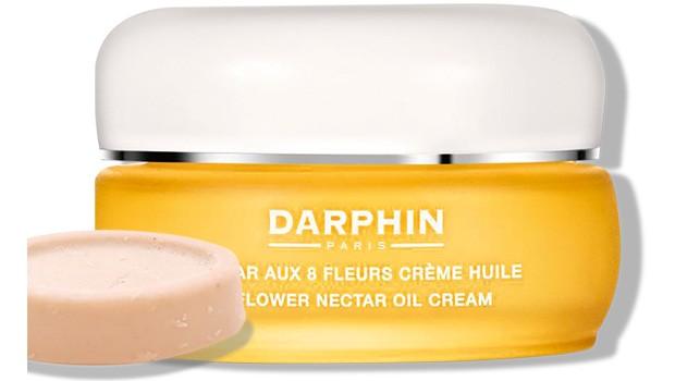 Sérum Sólido Full of Grace, Lush, R$ 71. 8-Flower  Nectar Oil Cream, Darphin* (Foto: Reprodução)