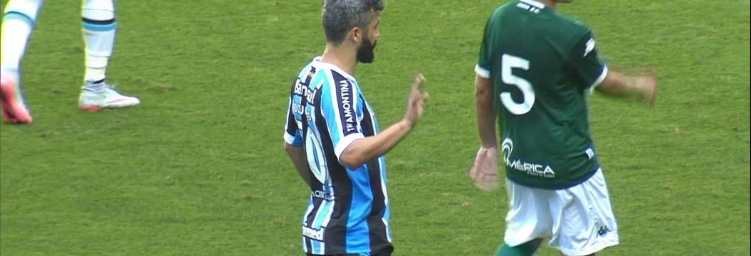 aa5ed056b7 Grêmio x Goiás - Campeonato Brasileiro 2015 - globoesporte.com