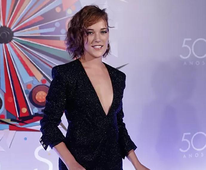 Adriana Birolli é Lorena Domingos (Foto: Gshow)