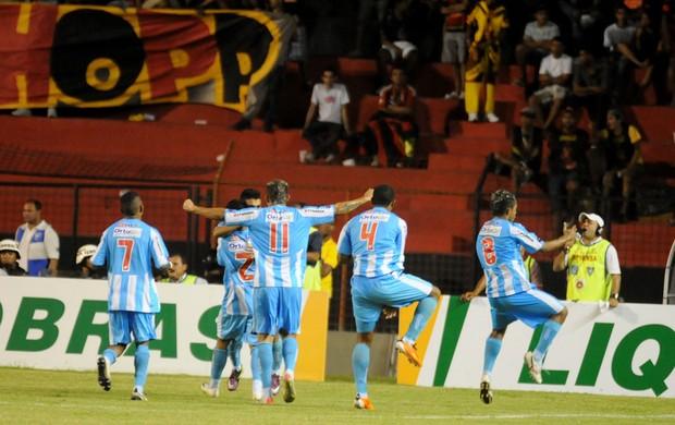 Sport x Paysandu (Foto: Aldo Carneiro)