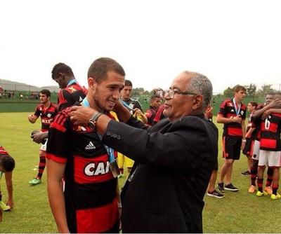 Caio Quiroga Flamengo (Foto: Gilvan de Souza / Flamengo)