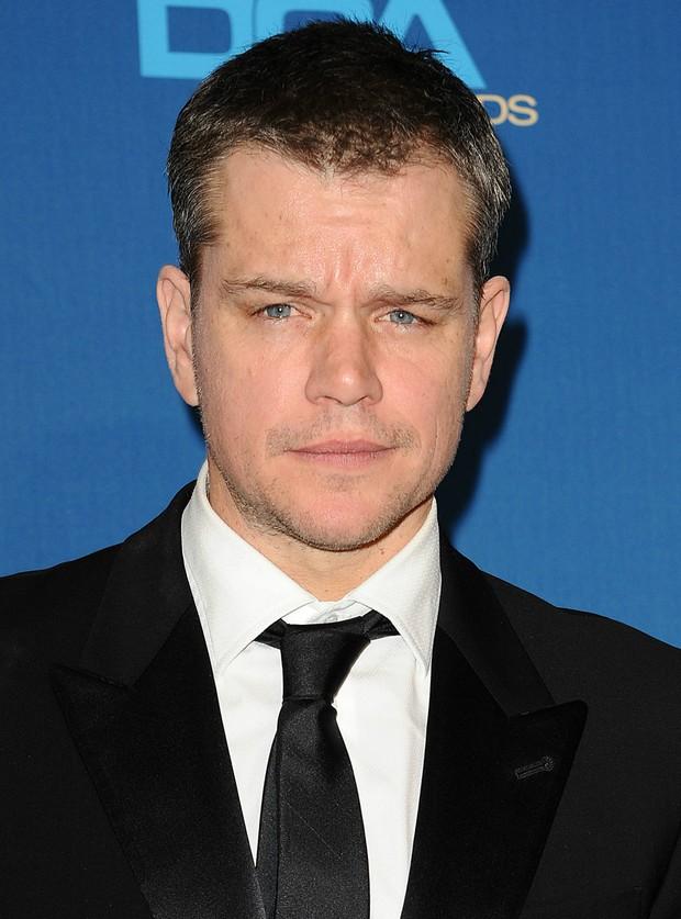 Matt Damon (Foto: Getty Images)