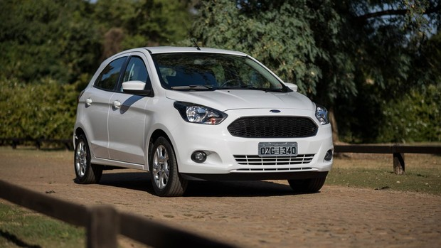 FOTOS: Novo Ford Ka