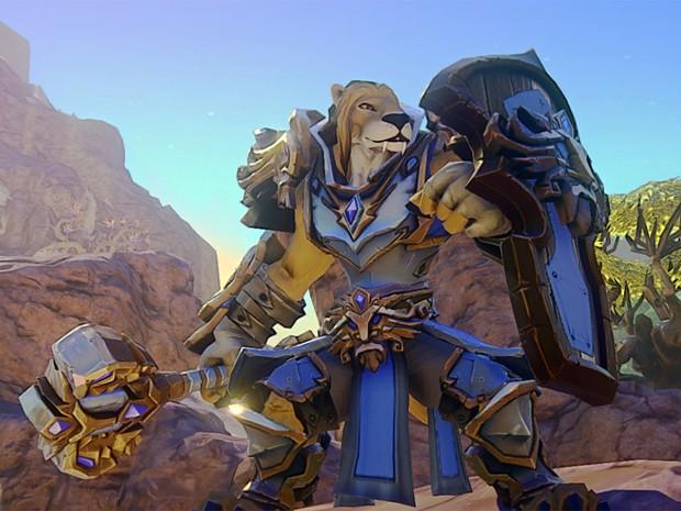'EverQuest Next' é o novo MMORPG da Sony (Foto: Divulgação/Sony Online Entertainment)