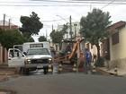 Adutora em Marília se rompe e abastecimento de água é interrompido