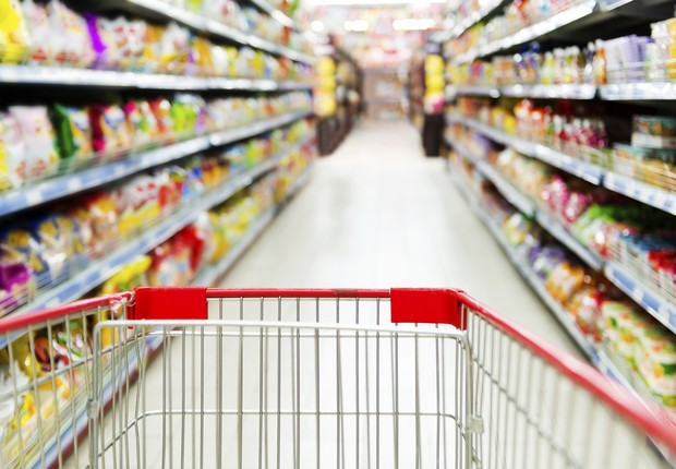 Supermercado; compras (Foto: Thinkstock)