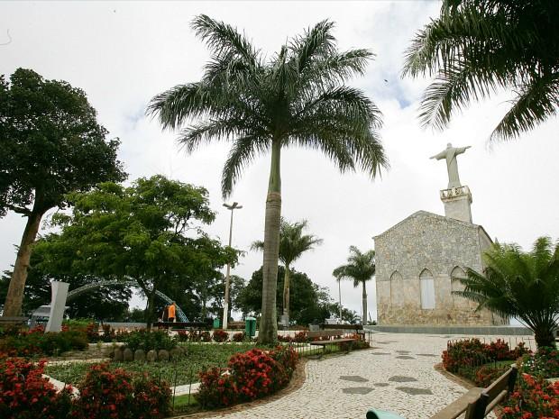 Igreja do Céu, em Viçosa do Ceará (Foto: Silvana Tarelho/Agência Diário)