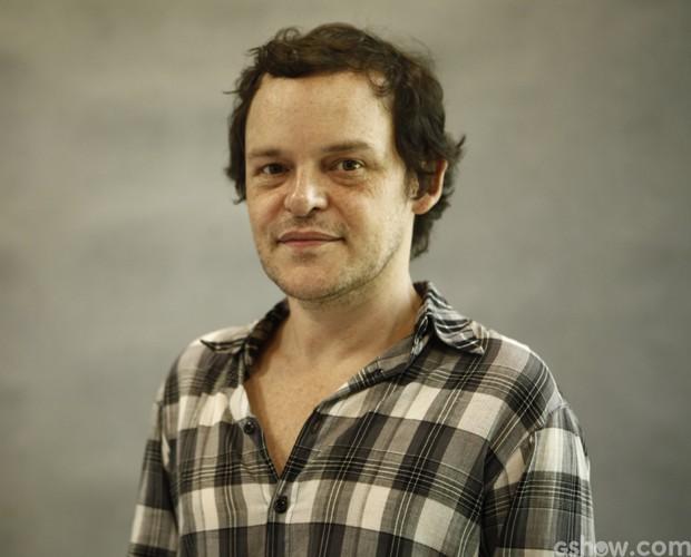 Para Matheus, papel foi desafiador (Foto: Inácio Moraes / TV Globo)