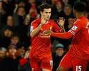 Coutinho marca, Liverpool vence nos acréscimos e se aproxima de líderes