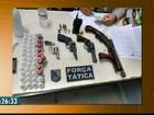 Grupo é detido em festa de torcida organizada em Campina Grande