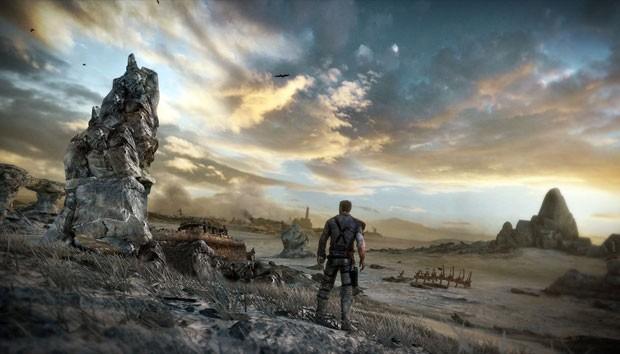 Imagem de 'Mad Max', game de mundo aberto para PC e videogames da nova e atual gerações (Foto: Divulgação/Warner Bros.)