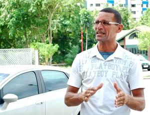 Sérgio Duarte, Iranduba (Foto: Silvio Lima)