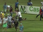 Torcedor agredido em briga na final do Alagoano recebe alta do HGE