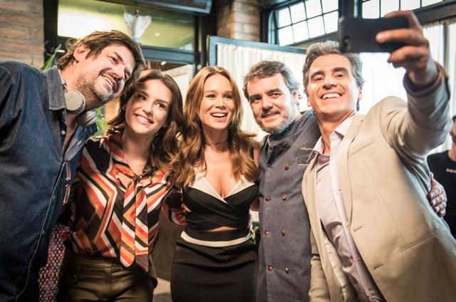 """Marcelo Laham registra os bastidores do filme """"Gosto se discute""""  (Foto: Divulgação/Flávia Monteiro)"""
