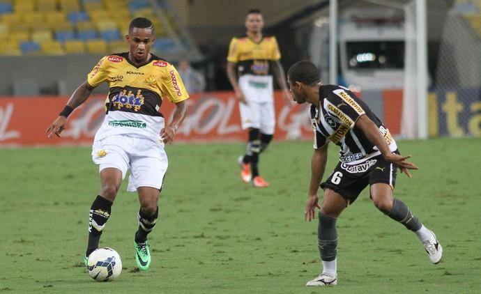 Eduardo Criciúma Botafogo (Foto: Fernando Ribeiro / Criciúma EC)