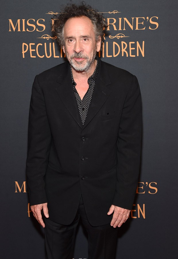 Tim Burton (Foto: Jamie McCarthy/Getty Images)