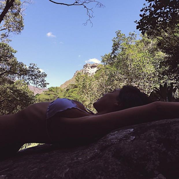 Carla Salle (Foto: Reprodução / Instagram)