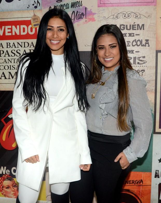 Simone e Simaria (Foto: Eduardo Martins / AgNews)