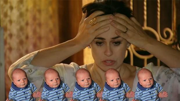 Natalia e Juliano terão muitos filhos