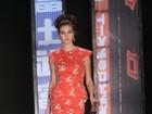 Grife Oh! Boy traz inspiração asiática para desfile no primeiro dia do Fashion Rio
