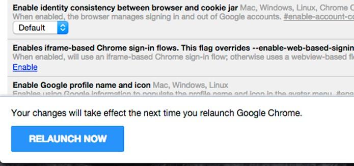 Reinicie o navegador (Foto: Reprodução/André Sugai)