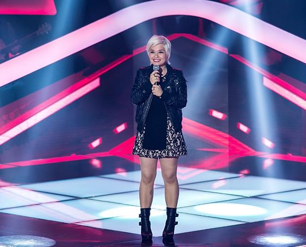Hellen Lyu - Audição 1 (Foto: Isabella Pinheiro/TV Globo)