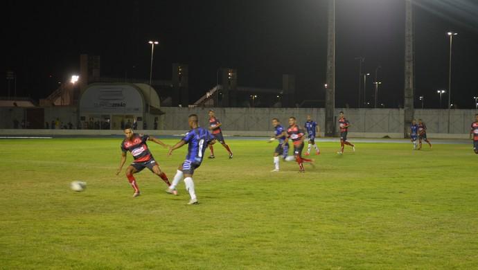 Ypiranga x Trem; Semifinais; Amapazão 2015; 2º jogo (Foto: Gabriel Penha/GE-AP)