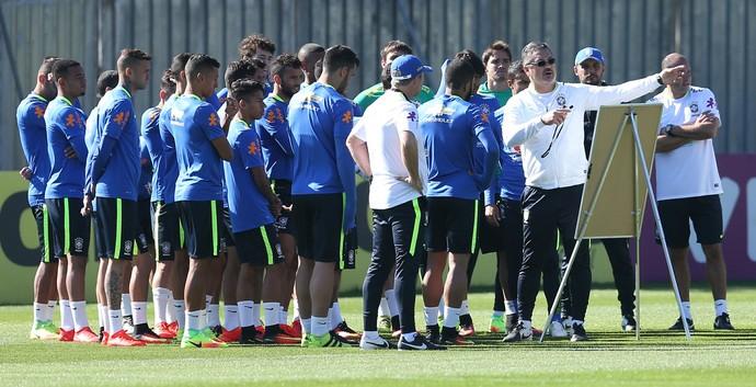 Micale treino selecao olimpica granja (Foto: Lucas Figueiredo / MoWA Press)