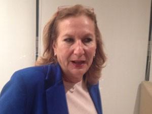 Teresa Cordioli, vítima de Roger na década de 70 (Foto: Lívia Machado/G1)