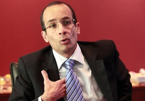 O empresário Marcelo Odebrecht em 2013 (Foto: Enrique Castro-Mendivil/Reuters)