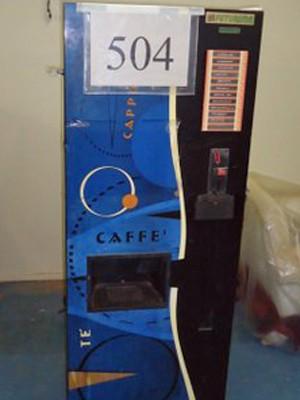 Máquina que serve café, chá, chocolate e leite está disponível no leilão do TJDFT (Foto: TJDFT/Divulgação)