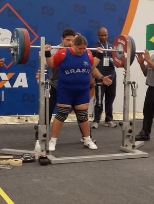 Rosinha quebra o próprio recorde no Circuito Paraolímpico (Foto: Divulgação / Futel)