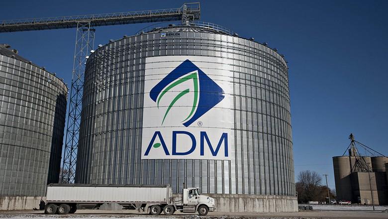 Unidade de produção de etanol da Archer Daniels Midland (ADM) (Foto: Reprodução/Facebook)