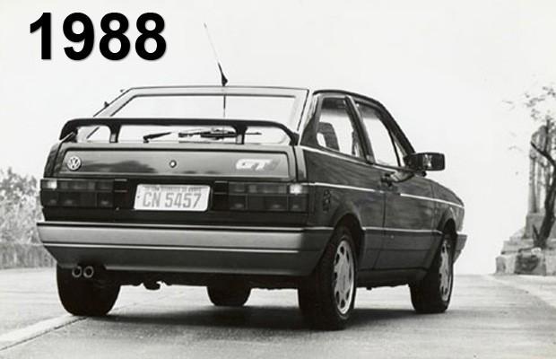 Gol GTI (Foto: Divulgação/Volkswagen)