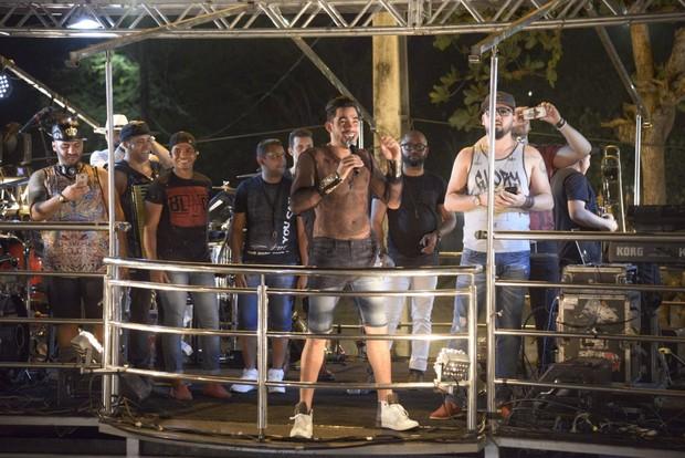 Gabriel Diniz (Foto: Davi Magalhães / Divulgação)