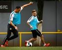 Santos tem meta para janeiro: renovar contrato com trio do time titular