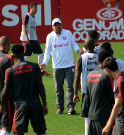 Potencial  de reação (Eduardo Deconto/GloboEsporte.com)