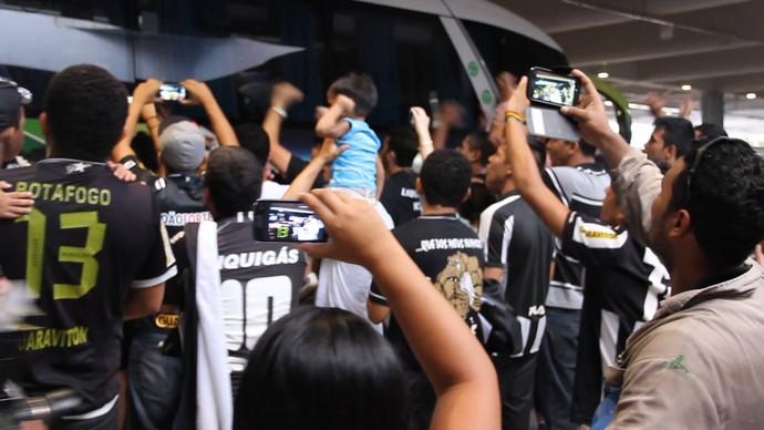 Botafogo no AM (Foto: Tadeu Matsunaga)