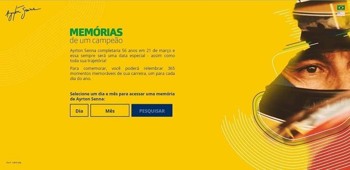BLOG: 365 vezes Senna