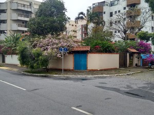 Casas preservam características antigas (Foto: Paulo Henrique/G1)