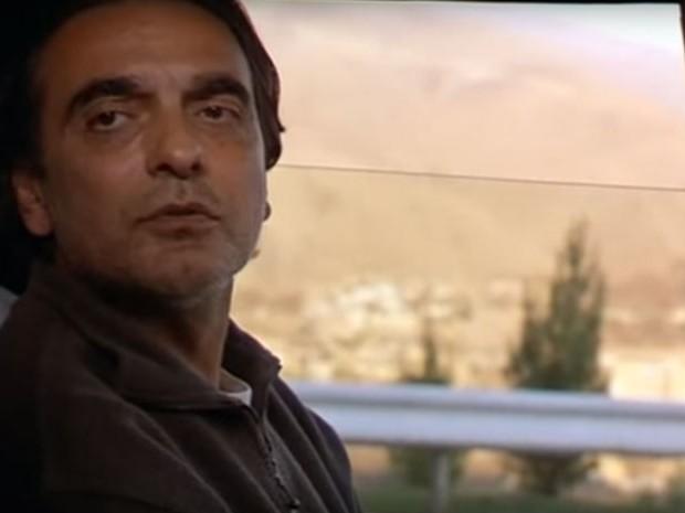 Cena de 'Gosto de Cereja', obra do cineasta iraniano Abbas Kiarostami (Foto: Reprodução)