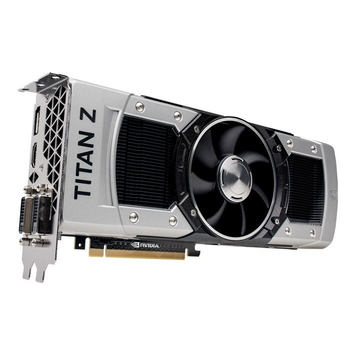 A Titan Z é a melhor placa da Nvidia em 2014 (Foto: Divulgação)